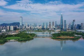 Top center for marine economy growing in Shenzhen